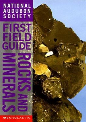 National Audubon Society first field guide. Rocks and minerals