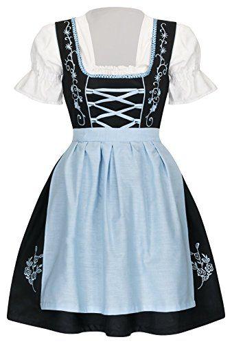 Dirndl Set 3 tlg.Trachtenkleid Kleid, Bluse, Schürze, Gr.... https://www.amazon.de/dp/B01L2LT54M/ref=cm_sw_r_pi_dp_x_YDjWxbASZEBTS