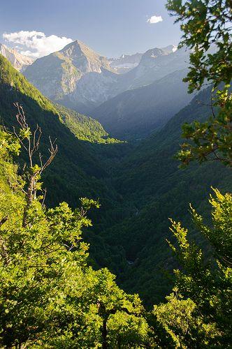 Val d'Aran, al Pirineu català (Catalunya - Catalonia)