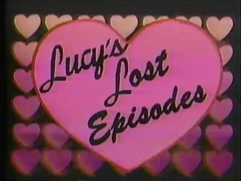 (9) Lucy's Lost Episodes | Rare Sketches & TV Appearances - YouTube