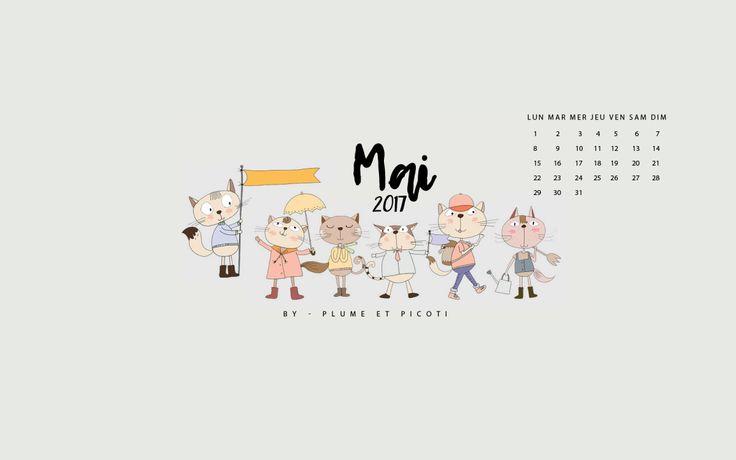 Les 25 meilleures id es de la cat gorie calendrier mai 2017 sur pinterest calendrier 2017 - Calendrier lunaire jardin mai 2017 ...