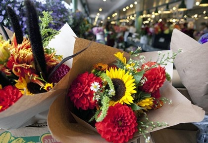 17 best Pike Place Market Flowers images on Pinterest Pike place