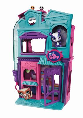 New Age Mama: Holiday Gift Guide - Littlest Pet Shop Magic Playset
