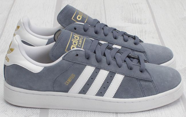 adidas Originals Campus II | Slate Blue - EU Kicks: Sneaker Magazine