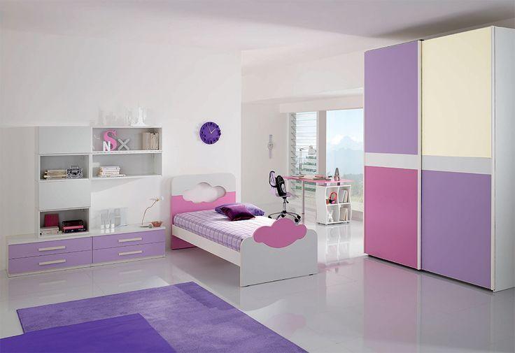 Kids Bedroom Set WEB 07 by SPAR, Italy