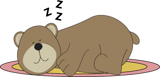 Sleeping Bear Bear Clip Art Pinterest Bears Rugs