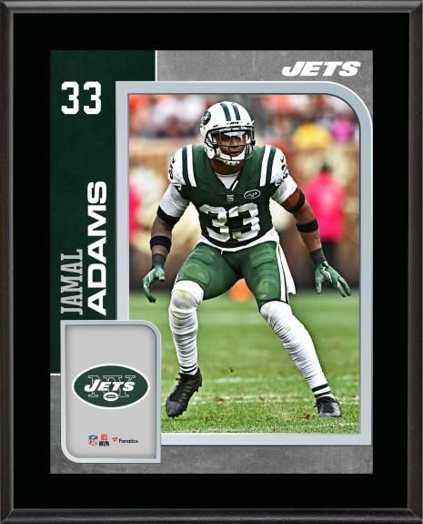 12a1c8ab953 Jamal Adams New York Jets 10.5