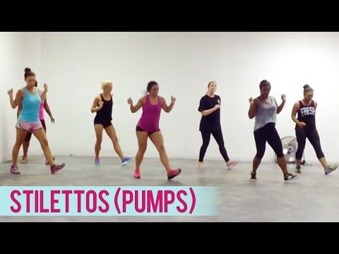 Crime Mob - Stilettos (Pumps) ft. Miss Aisha (Dance Fitness with Jessica) - YouTube