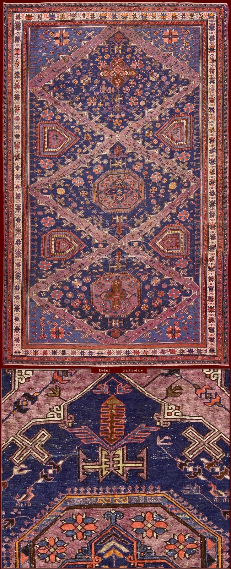 Antique Soumak Rug The Term Sumakh Points Technique Wred Woofs Used For