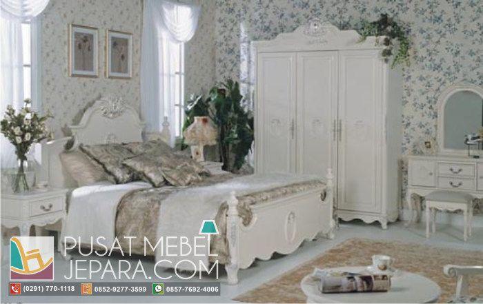 set-kamar-tidur-duco-modern-korean-vintage-white