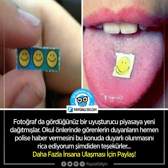Bu bilgiyi yayalım…! #LSD Faydalı Bilgin