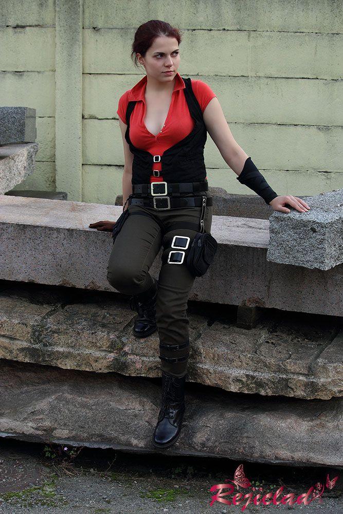 Ellie Langford Dead Space 3 cosplay I by Rejiclad