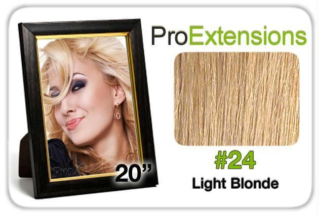 Pro Lace 20″, #24 Light Blonde