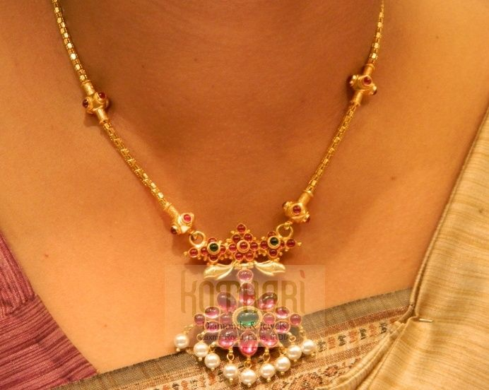 22kt_double_side_south_indian_necklace_692.jpg (692×552)