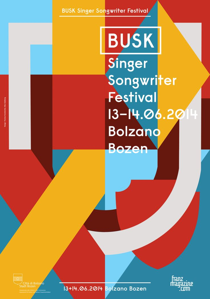 studio mut is a graphic design studio founded by thomas kronbichler and martin kerschbaumer, based in bolzano, italy. | studio mut - typo/graphic posters