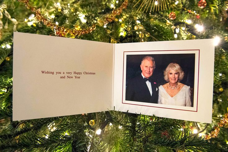 See Prince Charles and Camilla's Holiday Card  and Read Their Message!