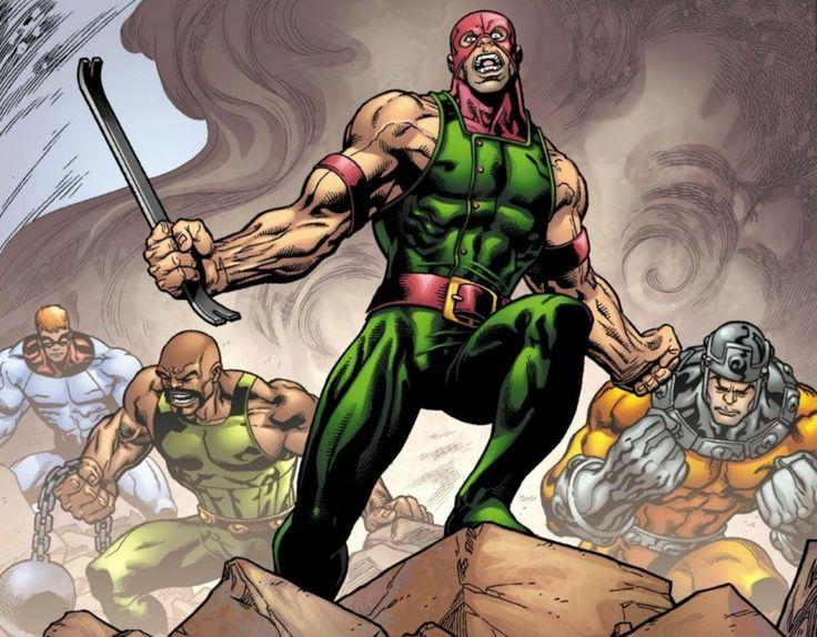 Wrecking Crew | Masters of Evil - Marvel | Pinterest
