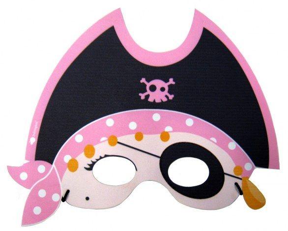 I Costumi di Carnevale da pirata e da principessa dei brand più famosi