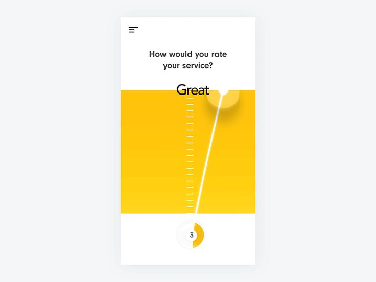 Mobile Survey Prototype by Bilal—The Best Mockups for Your Next App → store.ramotion.com