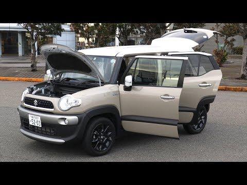スズキ クロスビー オーナーズ アイ 詳細検証 Suzuki X Bee 2018 Youtube スズキ クロスビー 車