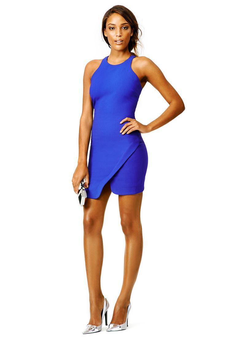 Rent Blue Streak Dress by Elizabeth and James for $70 only at Rent the Runway.