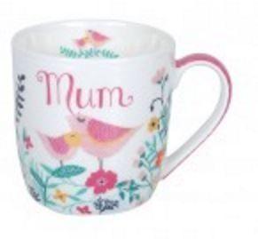 Mum Birds Mug