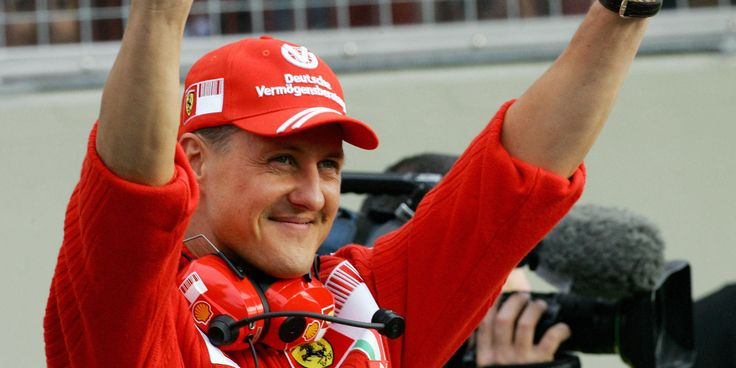 Michael Schumacher is out of his coma
