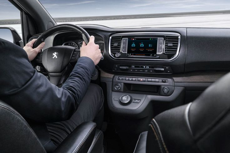 The VIP 3.0 shuttle pairs with Peugeot's connected services to completely transform the everyday life of its passengers, while on the move.