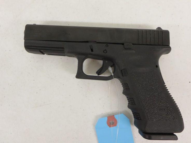 Used Glock 22 .40 S&W $450 - http://www.gungrove.com/used-glock-22-40-sw-450/