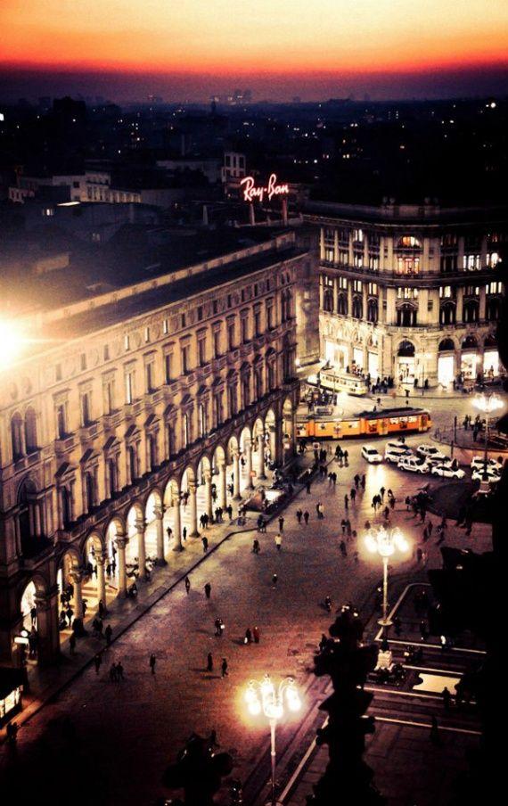 One Night in Milan