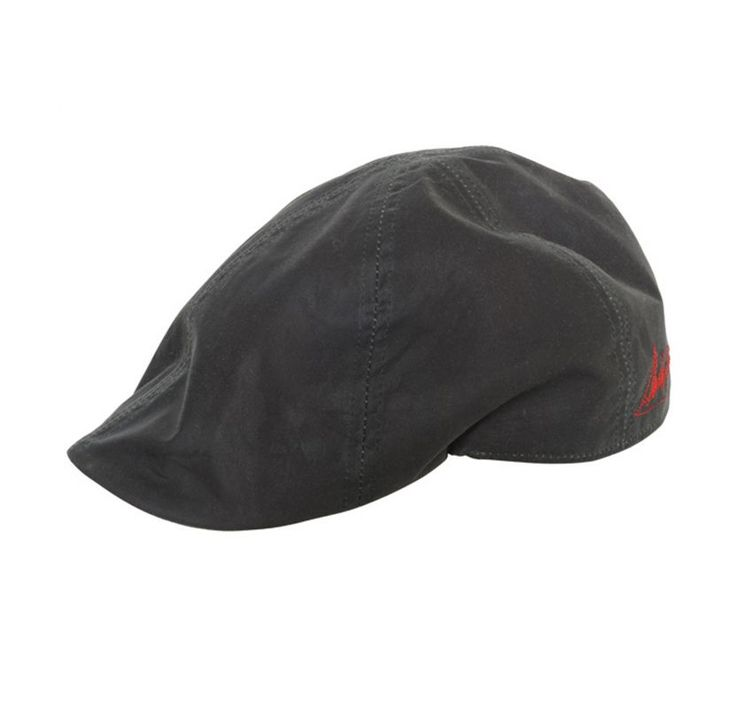 Barbour's cap will keep your head dry