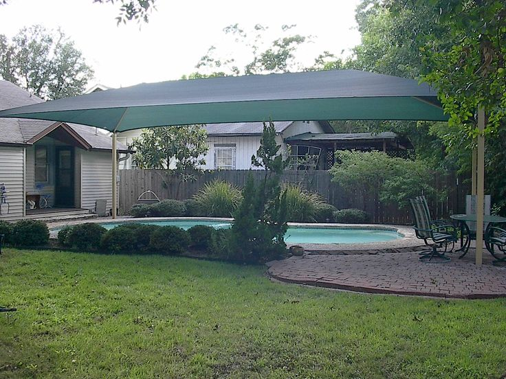 10 best swimming pool shade structures images on pinterest for Home shade structures