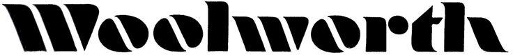 F.W. Woolworth Logo | Description WoolworthLogo1960.PNG