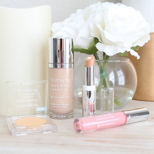 Hydrating Makeup from Neutrogena.
