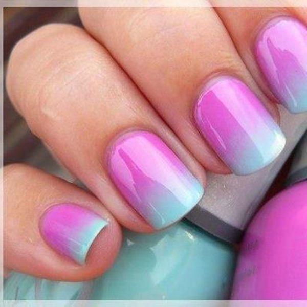 Summer Nail Color