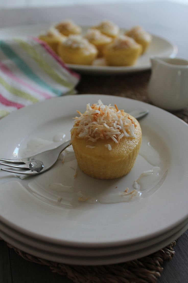 Lemon cupcakes with citrus syrup #Thermomix #CookingwithVaroma