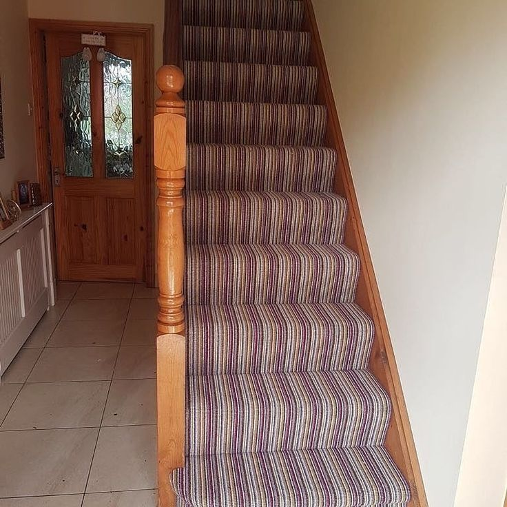 Recently Fitted Wool Crucial Trading On Ultra High Density Underlay ,  Splash Of Colour , Carpets Cork , Christys Floor Coverings