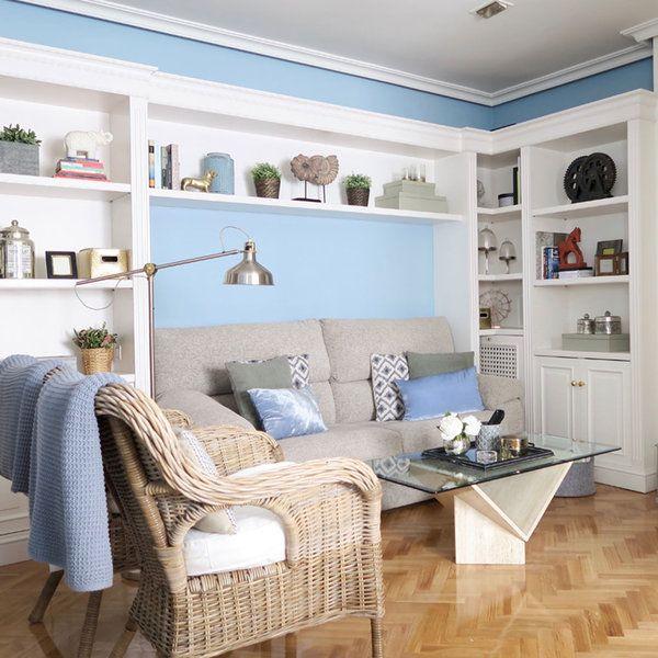Bárbara ha puesto todo su cariño en cada uno de los rincones de su casa. Es su primera vivienda y en ella ha depositado sueños y estilo con una decoración cálida y práctica.