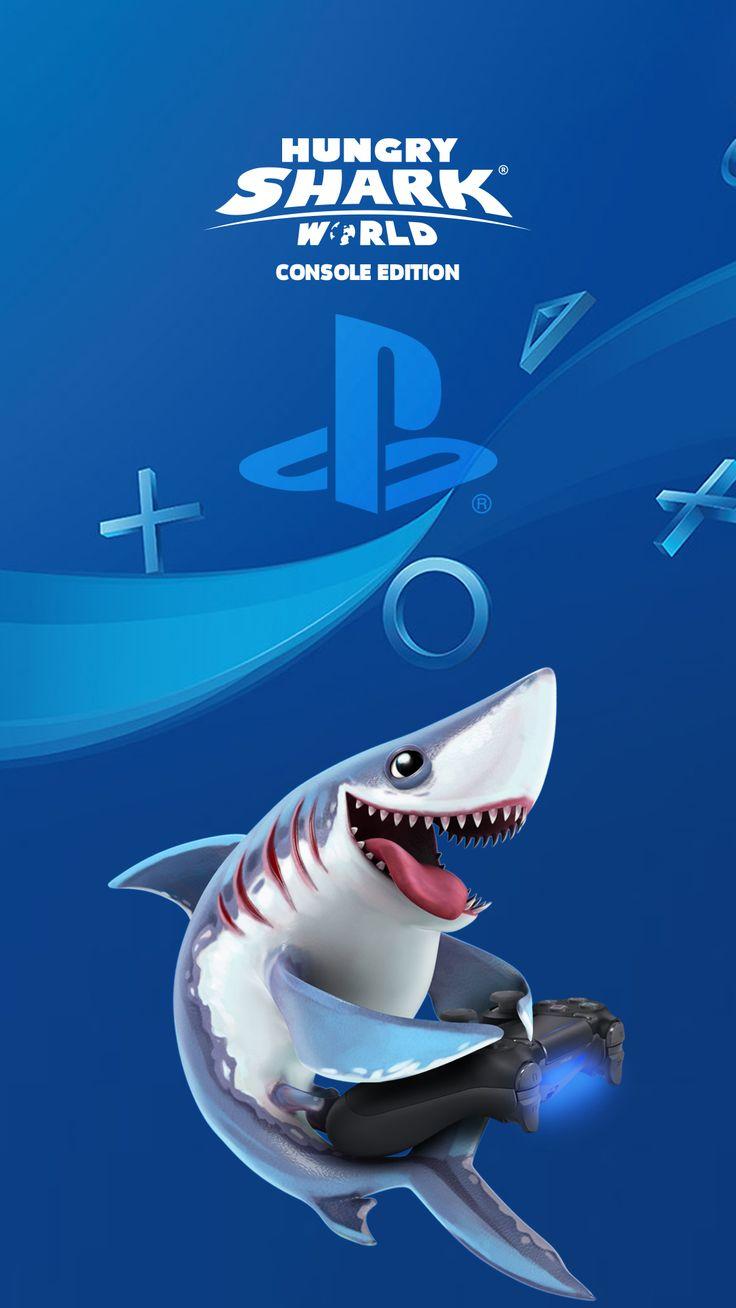 Картинка акулы тренера