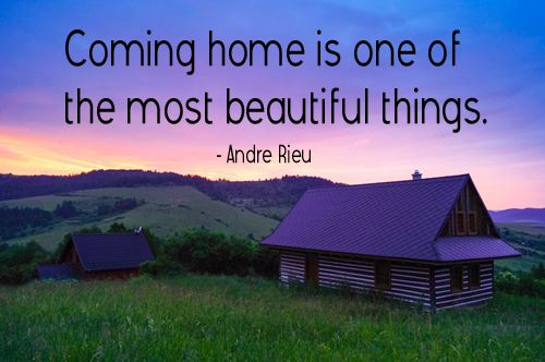 25+ Best Coming Home Quotes On Pinterest