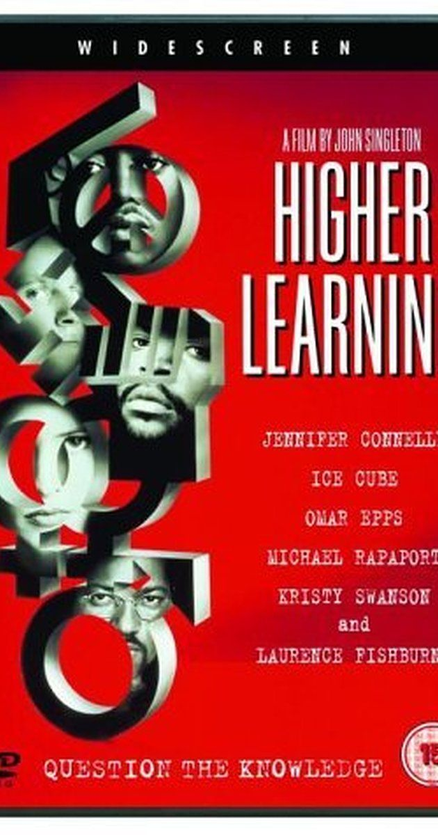 Directed by John Singleton. With Omar Epps, Kristy Swanson, Michael Rapaport, Jennifer Connelly. People from all different walks of life, encounter racial tension, rape, responsibility, and the meaning of an education on a university campus.