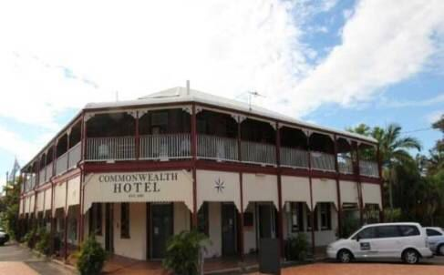 Commonwealth Hotel in South Townsville