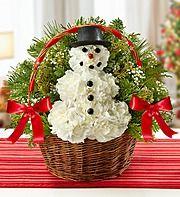 1800flowers snowman