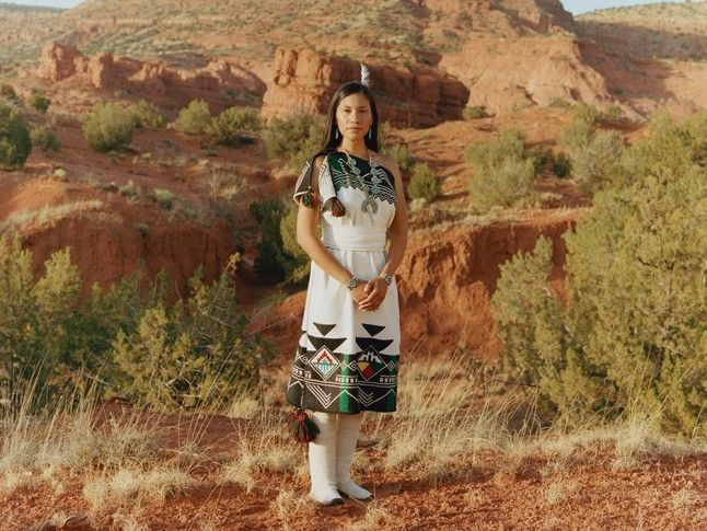 Meet The Generation Of Incredible Native American Women Fighting To Preserve Their Culture | Marie Claire