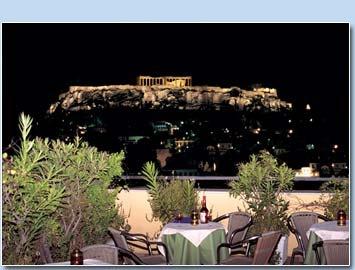 Attalos Hotel, Athens