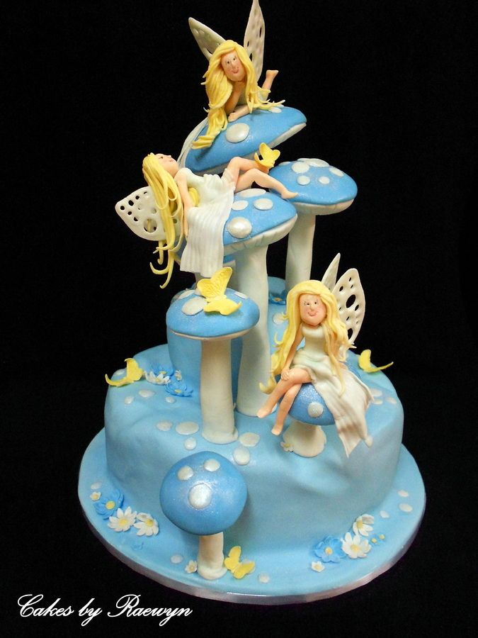 17 Best Images About Fairy Cakes On Pinterest Tinkerbell