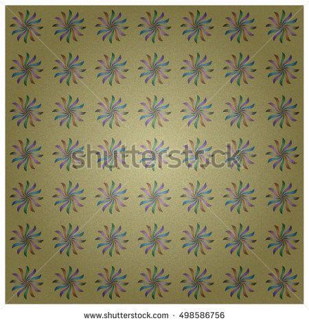 grainy vintage pattern
