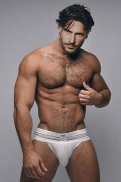 Image result for joe manganiello - - - This is NOT Joe's body. He has said several times that he has no hair on his chest - naturally.