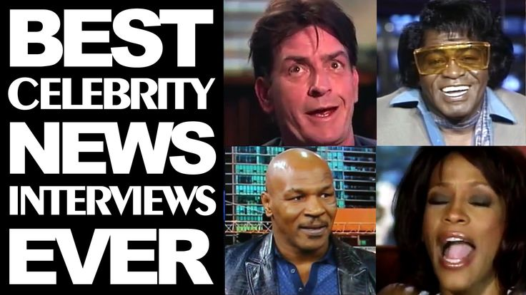 Celebrity News Interviews Gone Wrong