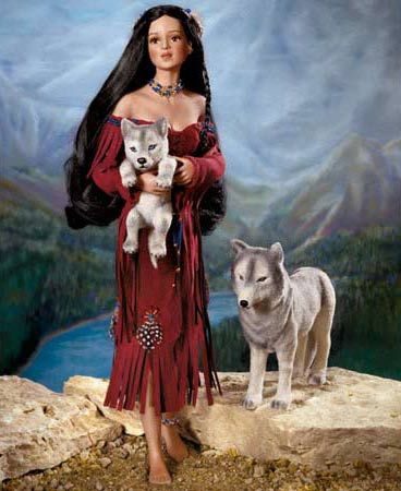 The Power of the Spirit Native American by Cindy McClure 2004 (2)